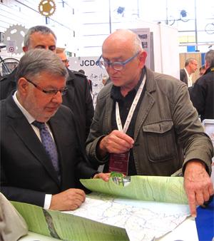 Alain Vidalies et Francis Mons