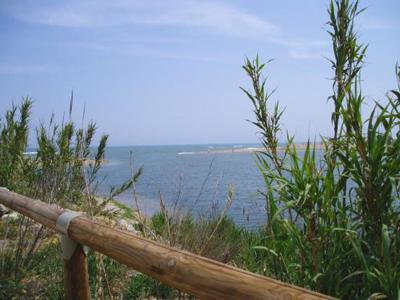 L'embouchure de l'Agly à Le Barcarès